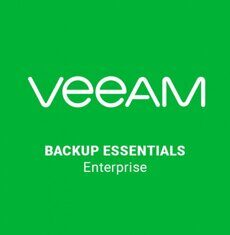 Veeam Backup Essentials Instances-Enterprise -1 Year Subscription Upfront Billing & Production (24/7) Support
