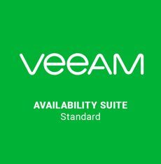 Veeam Availability Suite Instances-Standard-4 Years Subscription Upfront Billing & Production (24/7) Support